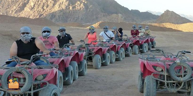 bike desert safari tours Egypt