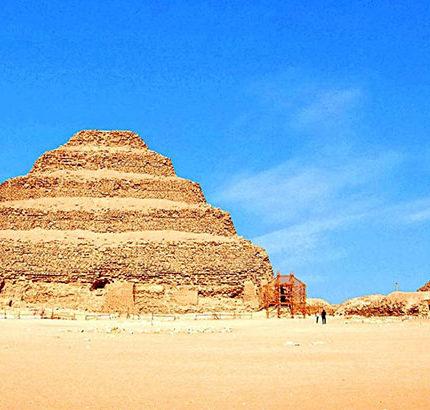 pyramid tour Egypt