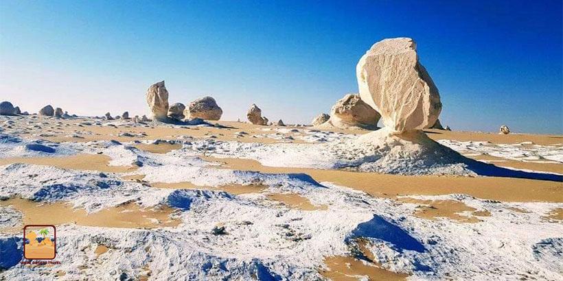 white desert tours Egypt
