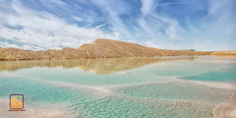 white and black desert tour Egypt