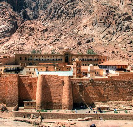 monastery tour Egypt