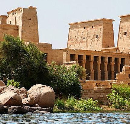 aswan lake tour Egypt