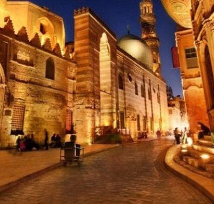 khan khalili bazaar Egypt